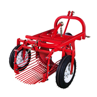 agricultural small potato harvester machine for potato