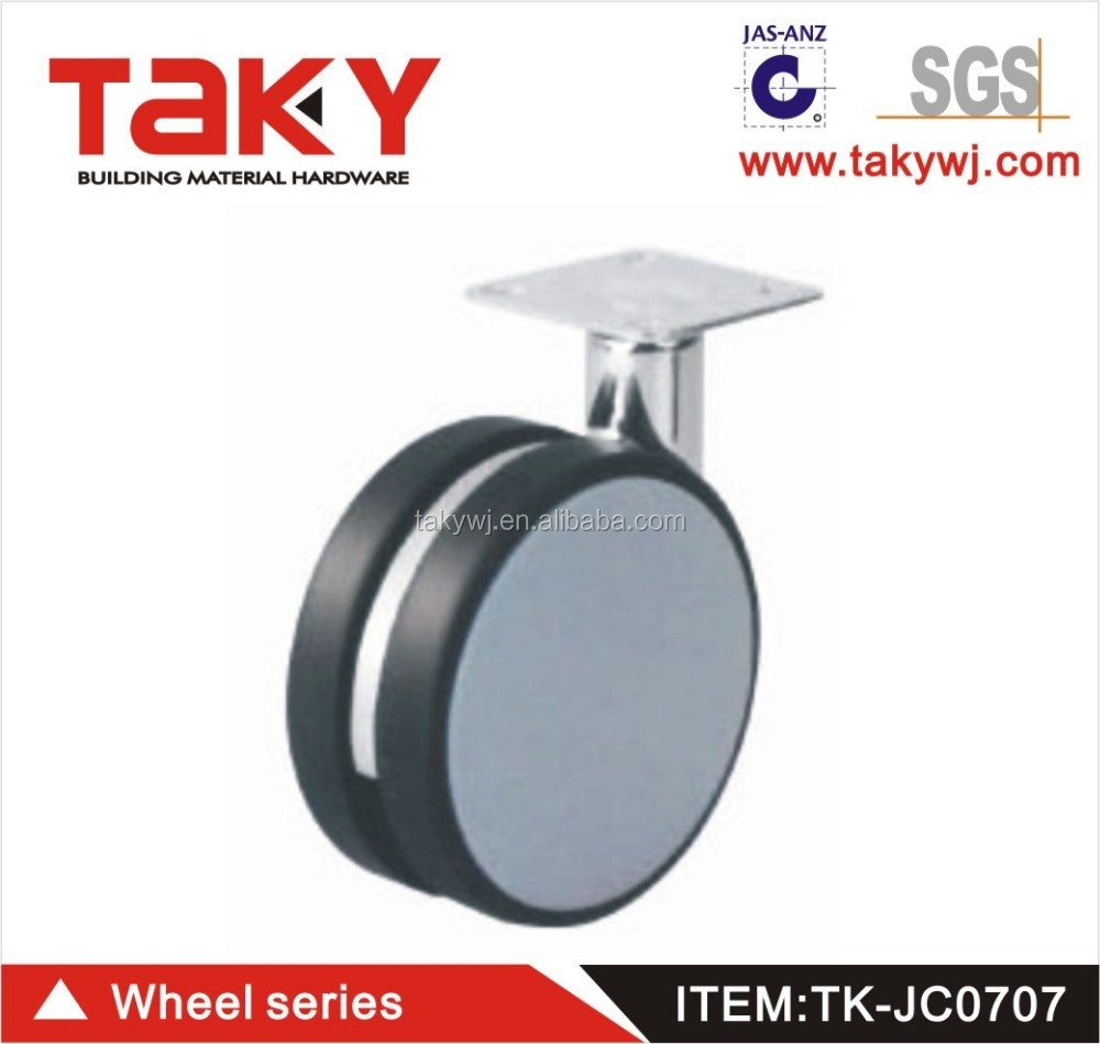 M8 Office Chair Caster Wheel With Brake