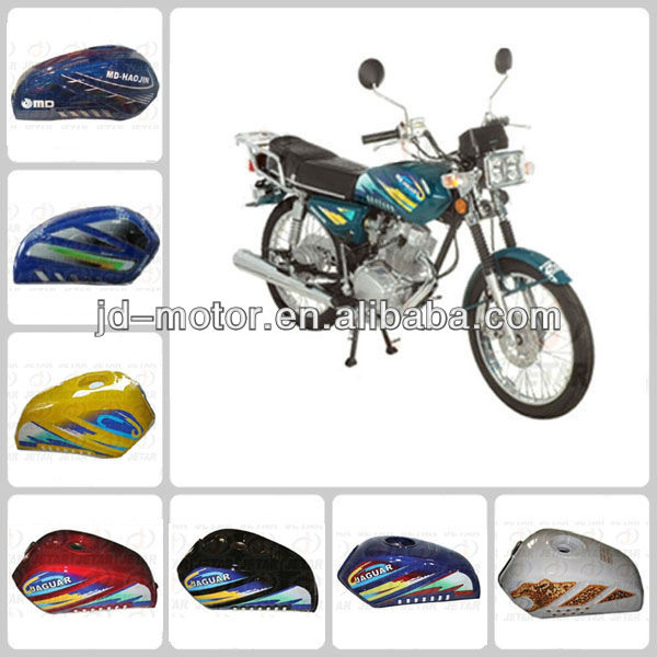 motorcycle JAGUAR150 aftermarket parts fuel tank