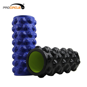 High Quality Massage Fitness Recycled Foam Roller With Spikes