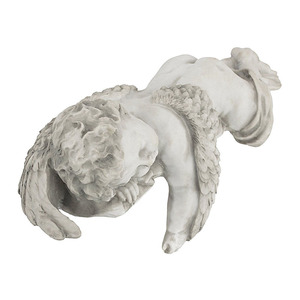Wholesale Cute Baby Sleep Male Angel Figurines