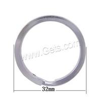 Stainless Steel 50 Split Key Rings 241827