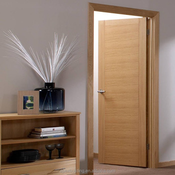 Flush Doors Designs design deck Oak Veneer Door Wood Door Design Veneer Wooden Flush Doors