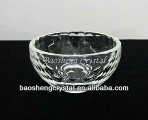 classic Crystal Glass Bowls for tableware or decoration