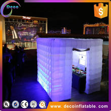 Party/Event/Wedding/Family Use LED Inflatable Photo Booth