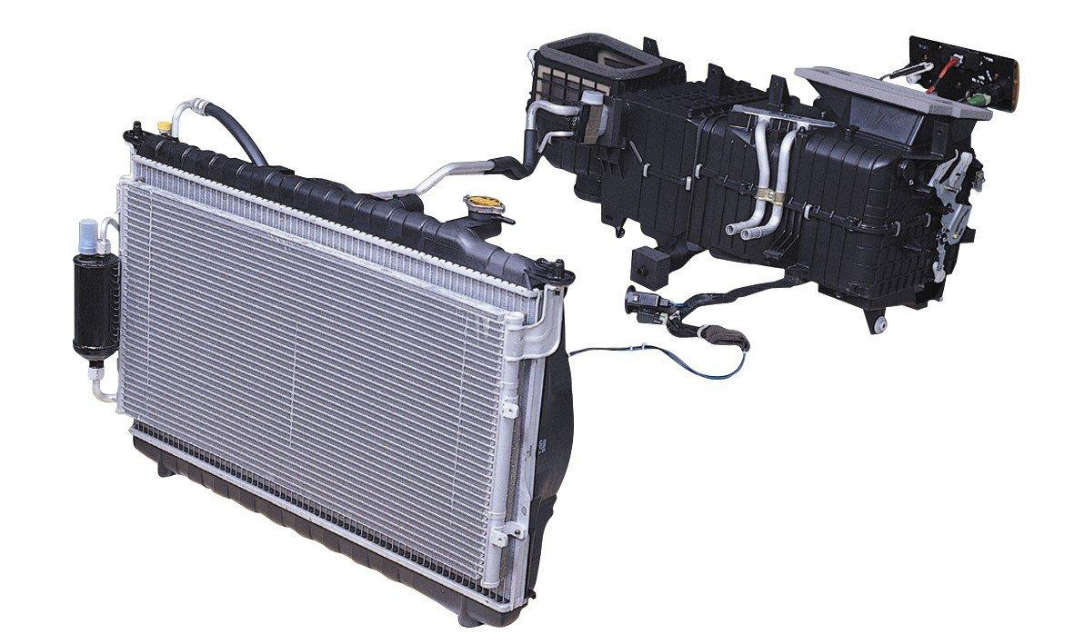 السيارة نظام تكييف الهواء نظام التبريد هوائي نظم أخرى