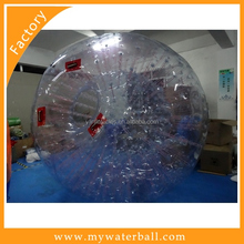 Football inflatable body zorb ball with CE certificate