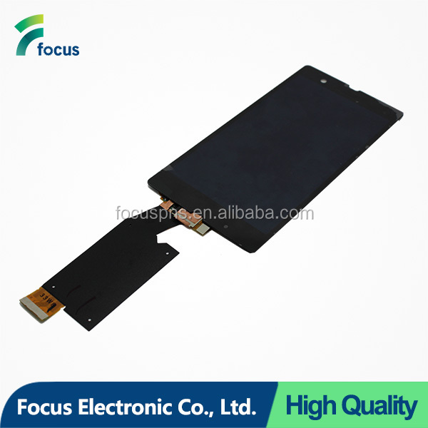 OEM high copy LCD for sony xperia z l36h