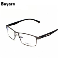 Cheap Metal Frame Resin Reading Glasses Men Women +1.00 1.50 2.00 2.50 3.00 Diopter Anti Blue Light Glasses Wholesale