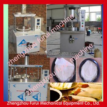 tortilla steamer machine