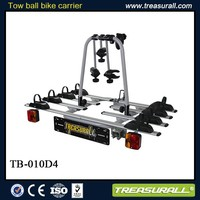 Bike Holder Can Hold 20'-28' Wheel Bicycle Carrier Car