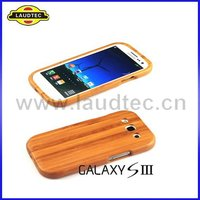 Real Natural Bamboo Wood Wooden Hard Case Cover For Samsung Galaxy S3 SIII i9300