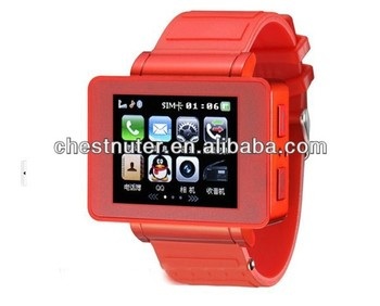 b45be172ed40 z1 smart watch phone With Big Screen Unlocked android watch phone Java SMS  1.3Mp Camera