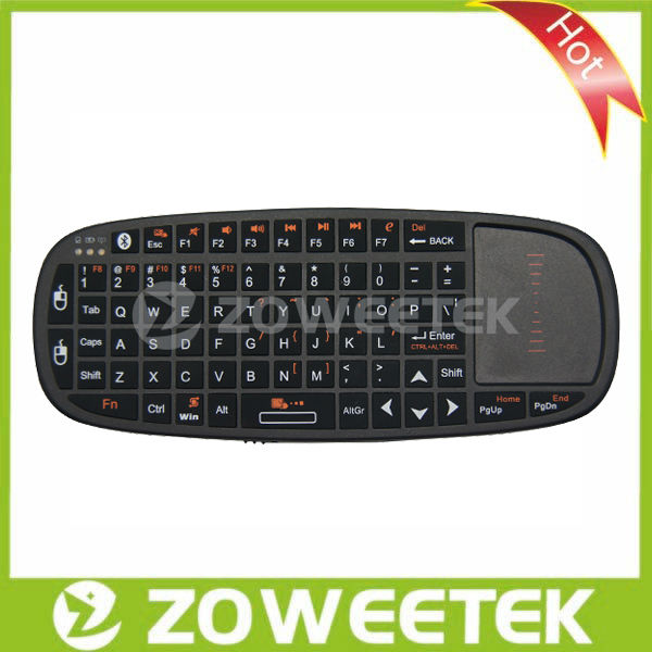 "Ultra Mini Wireless iphone 5"" keyboard Bluetooth"