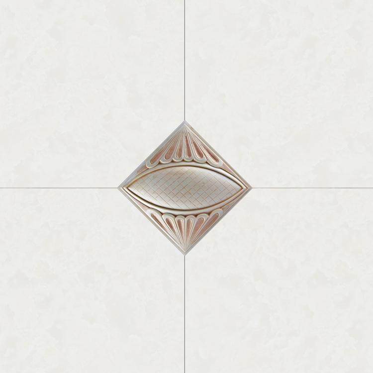 DJ016 Unique Design Intersect Tile Sticker Vinyl Adhesive Tile for Wall and Floor