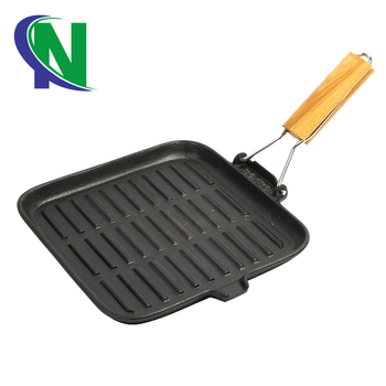 bbq square griddle, steak griddle, camp grill pan