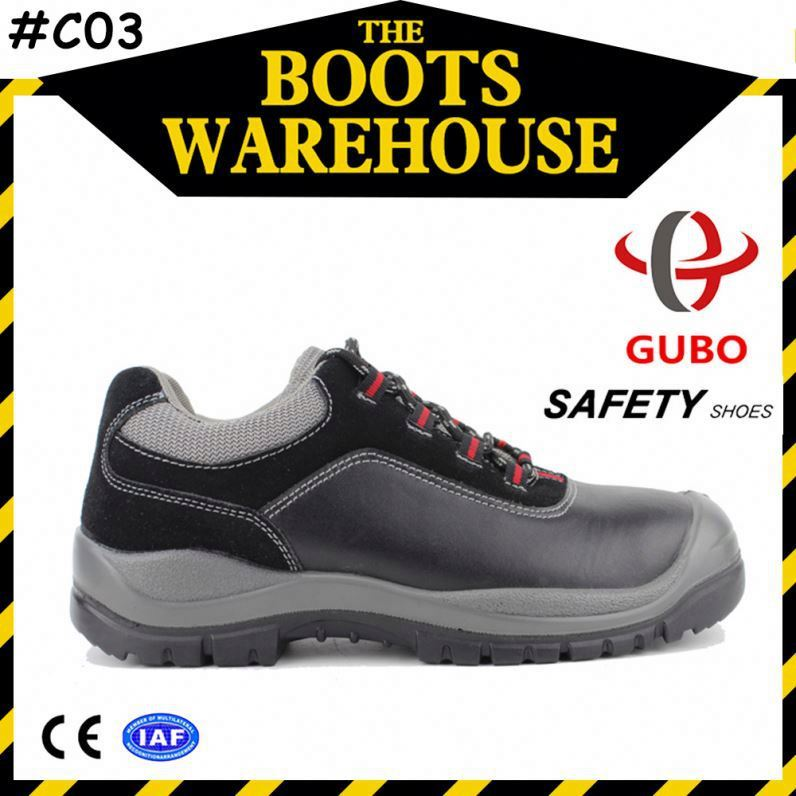 Shoes Manufacturer Mesh Anti Puncture Workers Engineer Weld Mining Safety Equipment