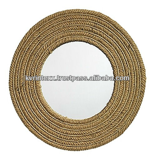 High quality jute parachute rope 26mm