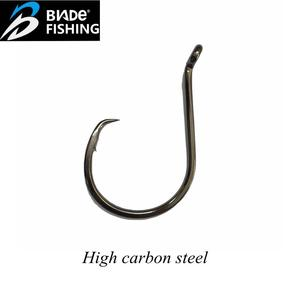 Heavy Circle Hook,hign carbon steel,