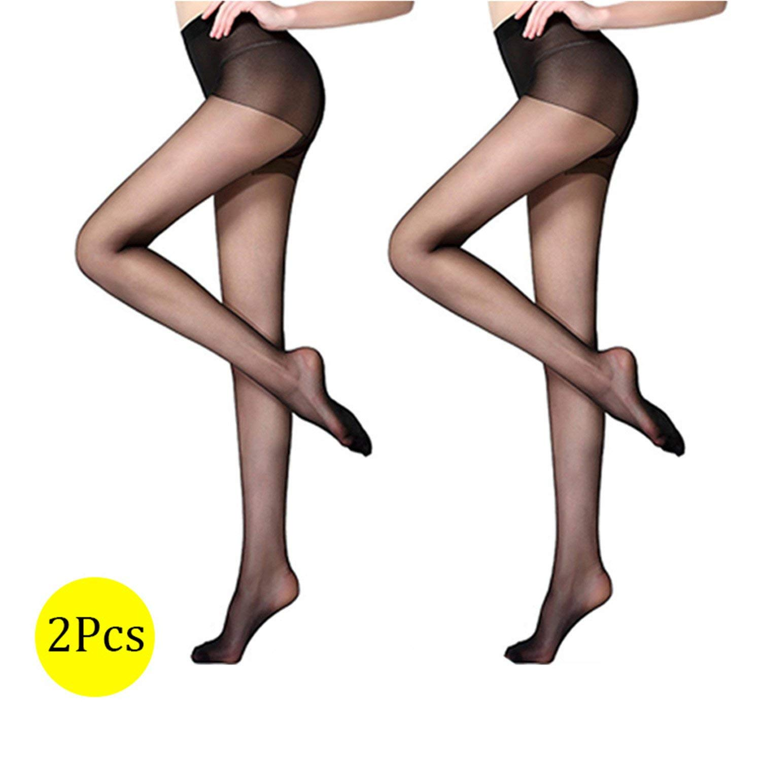 9794399547b Get Quotations · Soto6ro Tear-Resistant Pantyhose Women Sexy Breathable Tights  Thin Black Skin High Elasticity Nylon Stockings