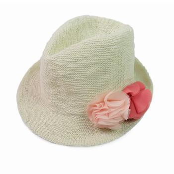cc215114 chinese embroidered bucket blank mini custom printed logo fedora cuban straw  hat