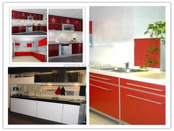cocina muebles moderno mdfmadera contrachapadaaglomerado gabinete de cocinacocina con - Encimeras De Cocina Aglomerado