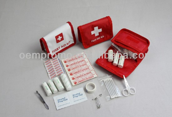 Mini Travel First Aid Kit
