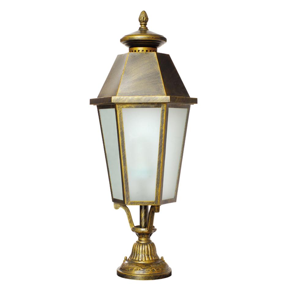 Outdoor pillar lights innovafuer lighting outdoor torch for Landscape pillar lighting