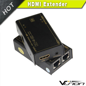 HDMI Extender Kit over single CAT5/6/7 with Full 3D Support
