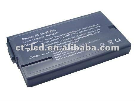 SO-NY Laptop Replacement Li-ion Laptop Battery PCGA BP2NX