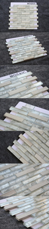 - Menards Bathroom Kitchen Backsplash 12x12 Glass Tile - Buy