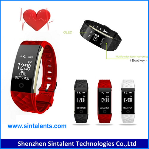 New Products OLED display smart wristband pedometers/Smart bluetooth bracelet/smart wristband