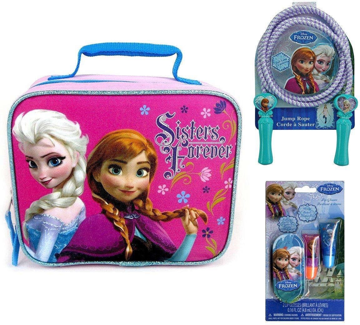 de75217a Buy Disguise Girls Disney Frozen Anna Deluxe Costume, One Color, X ...
