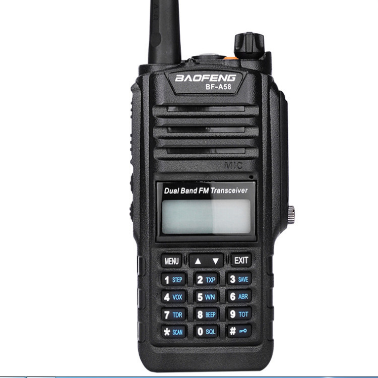 WOUXUN KG-UV6D Waterproof Walkie Talkie UH Dual Band FM Radio HAM Transceiver