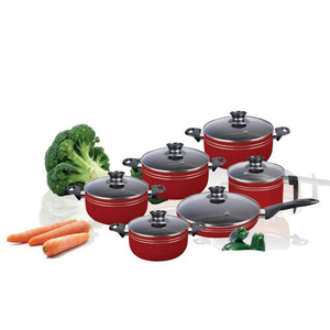 12pcs Cookware Set Wholesale, Cookware Set Suppliers - Alibaba