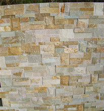 split finish cultured stone natural marble tiles