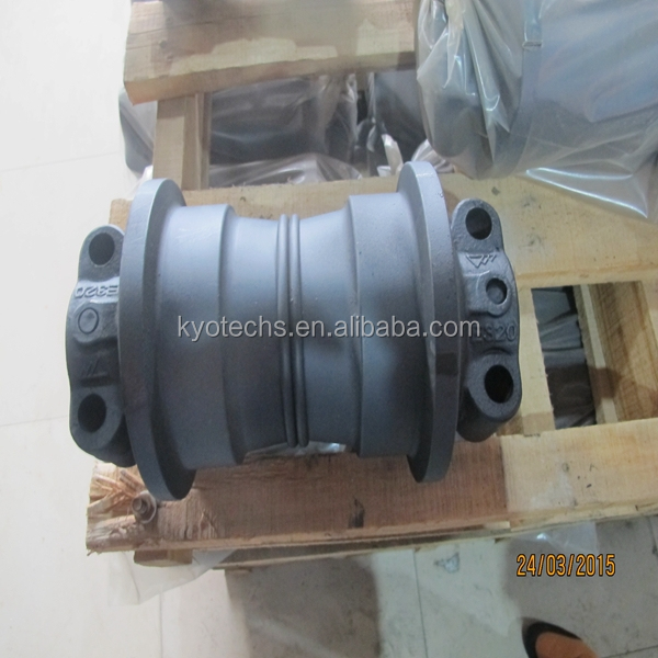 BETTER QUALITY TRACK ROLLER for E200B E320B friction stir welded together