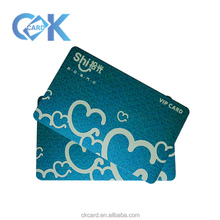 Custom Print plastic Card/PVC membership card for loyalty system