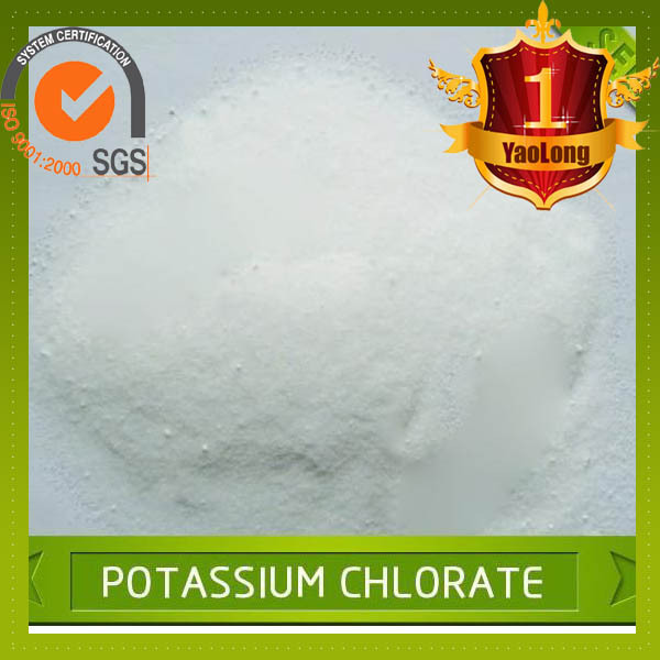 chlorate de potasse