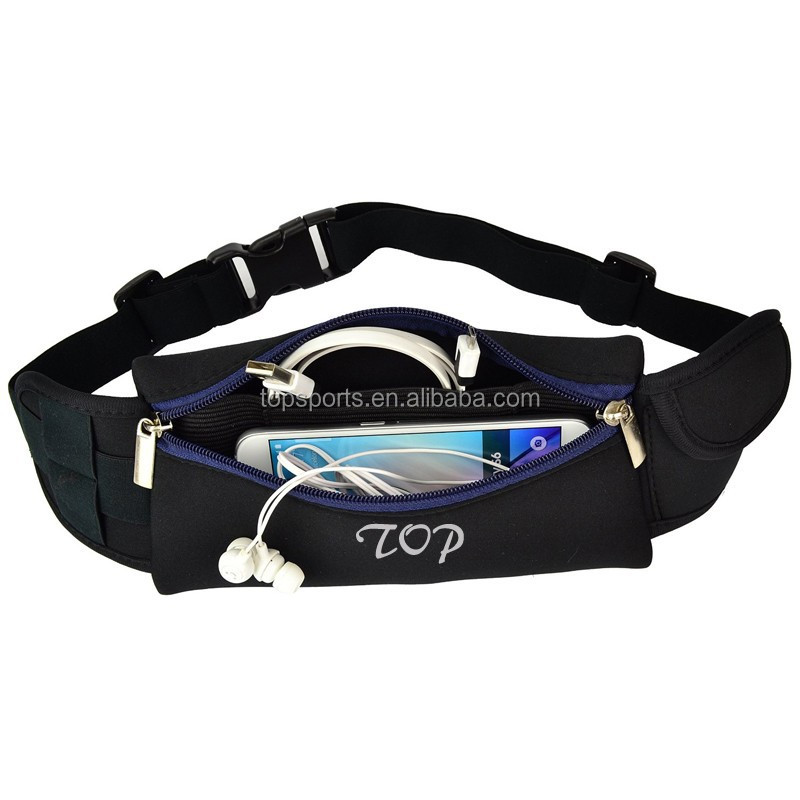 2015 New Arrival Fitness Sport Running Bags waterproof waist bag,neoprene running pouch/bag