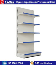 Tegometal supermarket shelving fast delivery, MS-03 model