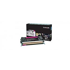 LEXMARK C748 Magenta High Yield Return Program Toner Cartridge 10000 Page / C748H1MG /