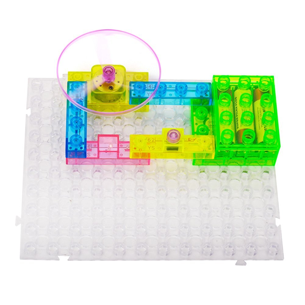 Cheap 4m Science Kits Find Deals On Line At Alibabacom Electronic Circuit Toy Kit Get Quotations Goolsky 59 Projects Integrated Building Blocks Playground Diy Plastic Model