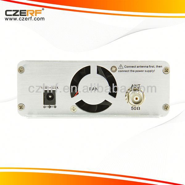 CZE-15A FM Transmitter Amplifiers with Mini to AV Converter