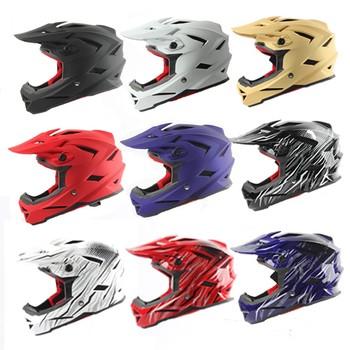 Professional Full Face Mountain Bike Helmet Buy Motorbike Helmet