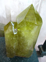 17.25kg Natural Citrine Quartz Crystal Points,Healing Point,Price ...