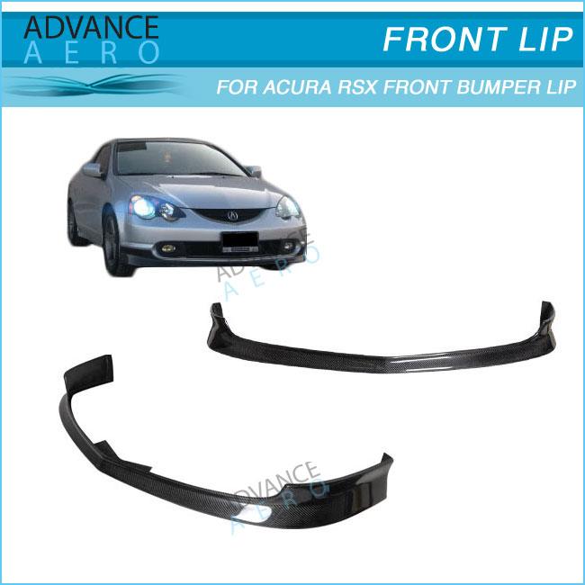 For 2002 2003 2004 Acura Rsx Dc5 Tr Style Carbon Fiber Diffuser ...