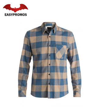pant shirt new style custom long sleeve shirt menplaid shirt
