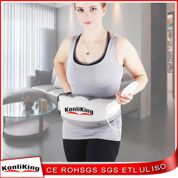 Great price electronic massaging belt,popular fast loss weight waist fat slimming belt,popular personal use slimming belt