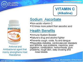 natriumascorbaat vitamine c